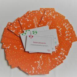 Le jeu 2minutes mon amour est un jeu pour apprendre à être heureux en couple