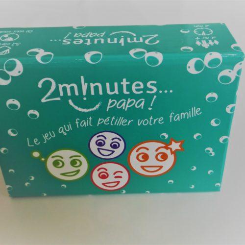 mieux communiquer en famille avec 2minutes papa