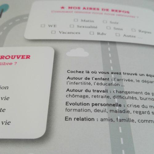 Carnet de route des couples heureux. 14 exercices pour redécouvrir les atouts de votre couple.