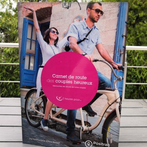 Carnet de route des couples heureux. Florence Peltier et Ilona Boniwell